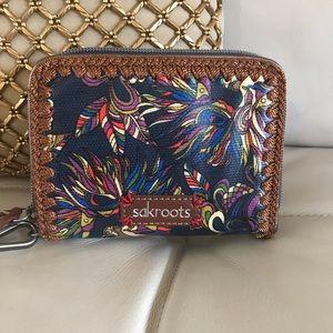 Sakroots Wristlet Wallet